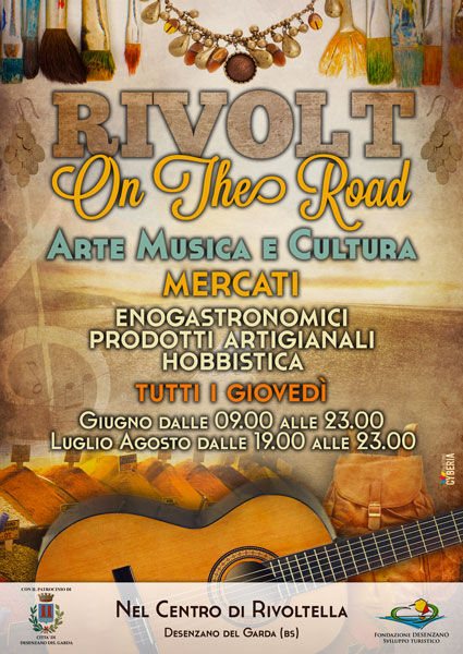 RIVOLT-ON-THE-ROAD